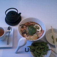 Photo taken at UDON Glòries by Abby M. on 11/14/2011