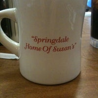 Photo taken at Susan's Restaurant by Charlote H. on 8/8/2011
