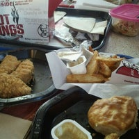 Photo taken at KFC by Raven W. on 1/30/2012