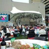 Photo taken at Columbus Commons by John M. on 7/14/2012