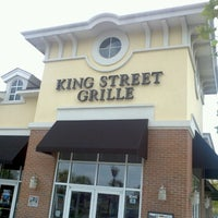 Photo taken at King Street Grille by Kevin M. on 8/13/2012