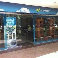 Photo taken at Movistar by Movistar G. on 3/8/2012