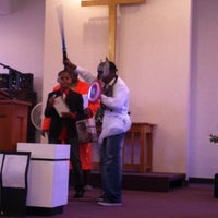 Photo taken at Universal Christian Church by Pauline S. on 12/18/2011
