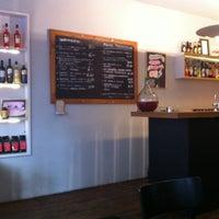Das Foto wurde bei Caffé Bar Sattler von Marcus W. am 9/30/2011 aufgenommen