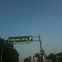 Photo taken at Roosevelt Boulevard & Adams Avenue by Lisette G. on 6/9/2011
