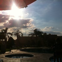 Photo taken at Hotel San Angel by Ari V. on 9/4/2011