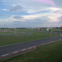 Photo taken at Dallas Karting Complex by Stephen P. on 7/22/2012