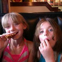 Photo taken at Zaxby's Chicken Fingers & Buffalo Wings by Michael L. on 5/5/2012