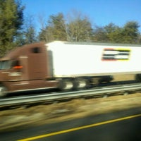 Photo taken at I-40 Exit 103 by Chris R. on 1/29/2012