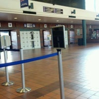 Photo taken at Greyhound Bus Lines by Beth H. on 9/30/2011