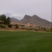 Photo taken at Eagle Crest Golf Course by Rich C. on 11/11/2011
