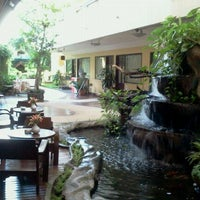 Photo taken at Eurana Boutique Hotel by Vanalee N. on 8/13/2011