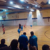 Photo taken at Rogers' Middle School by Devon H. on 1/7/2012