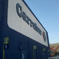 Photo taken at Carrefour by Rodrigo H. on 11/19/2011