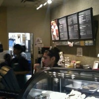 Photo taken at Starbucks by Jordan R. on 10/30/2011