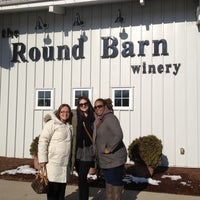 Photo taken at The Round Barn Winery by Jessie R. on 12/11/2011
