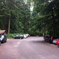 Photo taken at Twin Falls Trail by Yoseph on 7/23/2012