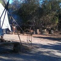 Photo taken at Roanoke Island Festival Park by Misty B. on 11/18/2011