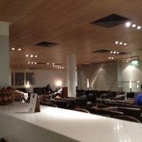 Photo taken at Star Alliance Lounge by Marco A. on 7/22/2012