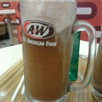 Photo taken at A&W by Lee J. on 3/10/2012