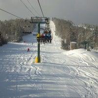 Photo taken at Waterville Valley Ski Area by Elizabeth K. on 1/20/2012