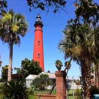 Photo taken at Ponce Inlet Lighthouse by Charla A. on 7/17/2011