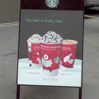 Photo taken at Starbucks by Ben R. on 11/2/2011
