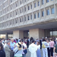 Photo taken at U.S. Department of Health and Human Services (HHS) by Angela C. on 3/23/2012