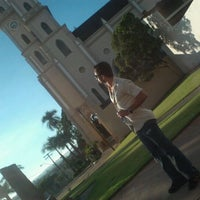 Photo taken at Catedral de Santo Antônio by Renato M. on 3/25/2012