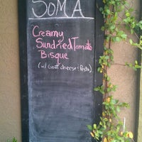 Photo taken at SoMa Diner by Phillip W. on 9/21/2011