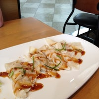 Photo taken at California Pizza Kitchen by Meg on 8/15/2012