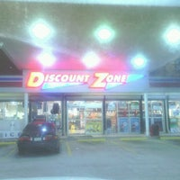 Photo taken at Discount Zone by Kimberly L. on 3/9/2012