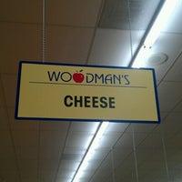 Photo taken at Woodman's Food Market by Paul F. on 11/19/2011