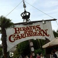 Photo prise au Pirates of the Caribbean par Vanessa A. le8/4/2012