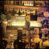 Photo taken at Deep Bar 611 by Gabriel R. on 8/19/2012