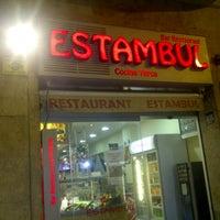 Photo taken at Estambul by Ju M. on 9/3/2012