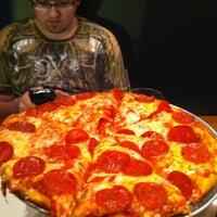 Photo taken at Eddie's Pizzeria Cerino by Melissa H. on 5/12/2012