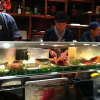 Photo taken at Wasabi Japanese Steakhouse by Melanie C. on 6/5/2011