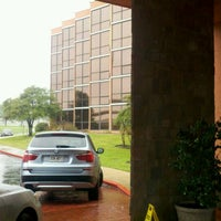 Photo taken at Crowne Plaza Austin by Nicole S. on 3/10/2012