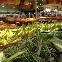 Photo taken at Super H-Mart by Bruce C. on 11/24/2011