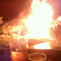 Photo taken at Koto Japanese Steakhouse by Richie W. on 9/15/2011