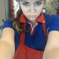Photo taken at Domino's Pizza by Kaylee H. on 8/17/2012