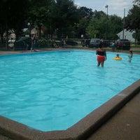 Photo taken at Hiawatha School Park by Dean M. on 7/28/2011