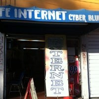 Photo taken at Cyberblue by Juan B. on 10/31/2011