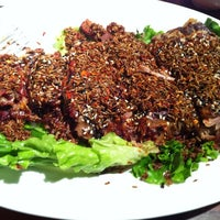 Photo taken at Fu Run 賦潤東北美食 by foodtravelblog on 5/7/2011