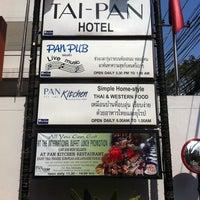 Photo taken at Tai-Pan Hotel by Suvareesa T. on 12/12/2011