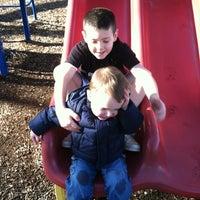 Photo taken at Woodlot Park by Freddie O. on 1/28/2012