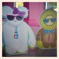 Photo taken at Menchies by Chantelle O. on 6/7/2012