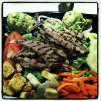 Photo taken at The Habit Burger Grill by •Кαт D. on 5/2/2012