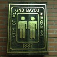 Photo taken at Mound Bayou by Patricia A. on 7/13/2012
